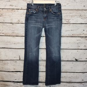 7 For All Mankind Bootcut Jeans | Size 26